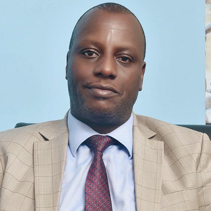 Dr. Andrew Kambugu
